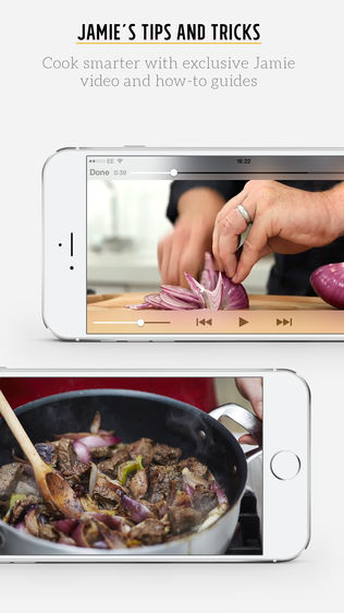 Jamie Oliver's Recipes软件截图1