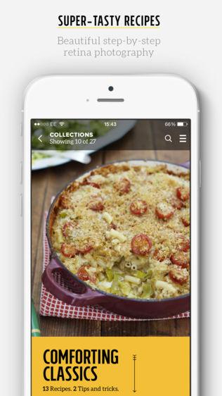 Jamie Oliver's Recipes软件截图2