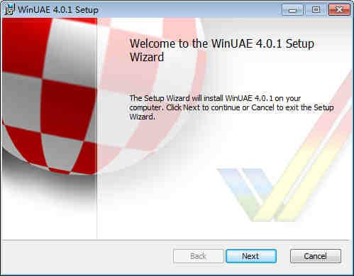 WinUAE模拟器 32位下载