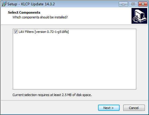 K-Lite Codec Pack Update下载