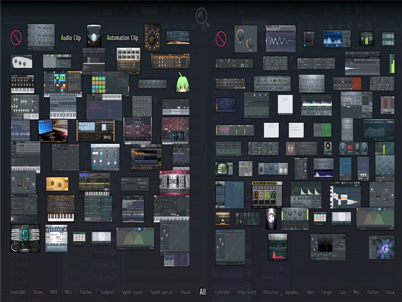 FL Studio (水果编曲软件)下载