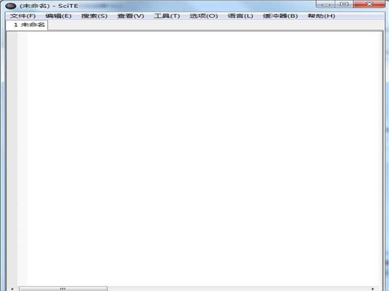 Scite(文本语言编辑器)下载