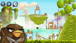 Angry Birds Star Wars II(愤怒的小鸟:星球大战2)软件截图2