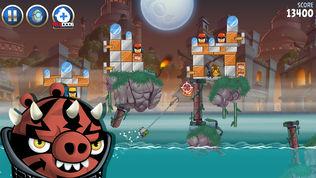 Angry Birds Star Wars II(愤怒的小鸟:星球大战2)软件截图1