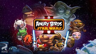 Angry Birds Star Wars II(愤怒的小鸟:星球大战2)软件截图0