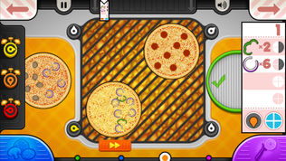 Papa's Pizzeria To Go!软件截图2