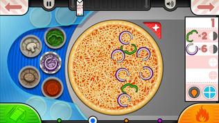 Papa's Pizzeria To Go!软件截图1