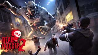 DEAD TRIGGER 2: 僵尸射击生存战争FPS软件截图0