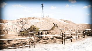 沙漠狙击手3D精英杀手软件截图1