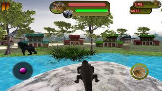 鳄鱼模拟器攻击3D软件截图0