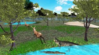 鳄鱼模拟器攻击3D软件截图1
