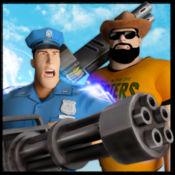 我们 警察 战斗 模拟�