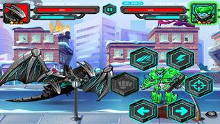 恐龙机器人大战软件截图2