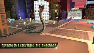 蟒蛇 蛇 模拟器软件截图2