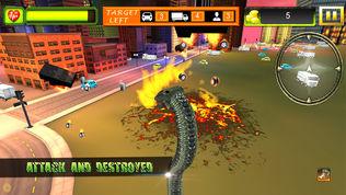 蟒蛇 蛇 模拟器软件截图1