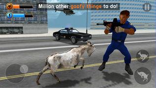 超 山羊 模擬器 ?