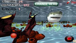 海龙鲨鱼攻击软件截图1