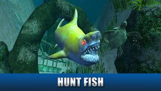 巨齿鲨模拟器3D软件截图1