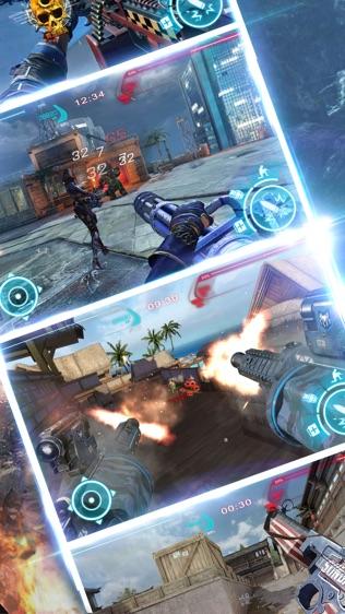 枪战游戏软件截图1