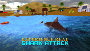 愤怒的鲨鱼袭击模拟器软件截图1