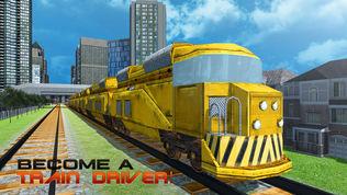 超级模拟火车3D软件截图1