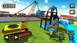 水上乐园建设Sim 3D软件截图1