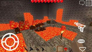 积木枪战 Pixel Block Gun 3D软件截图1