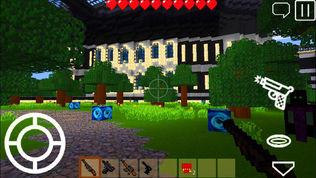 积木枪战 Pixel Block Gun 3D软件截图2