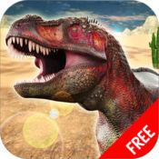 暴龙 霸王龙 模拟 器 | 恐龙 生存 游戏 3D
