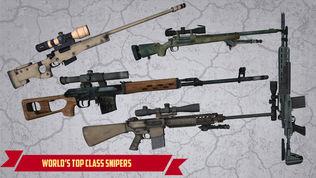 美国狙击手刺客大佬3D杀人游戏软件截图0