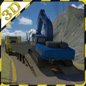 挖掘机转运救援3D sim