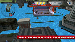 911救护车救护车救援直升机模拟器3D游戏软件截图2