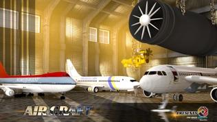 飞行员3D飞行模拟器2018年软件截图0