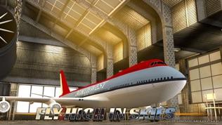 飞行员3D飞行模拟器2018年软件截图1