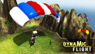 空中特技模拟3D
