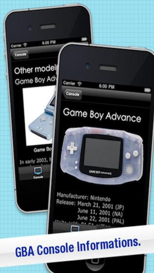 GBA Console & Games Wiki Lite软件截图0