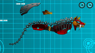 机甲狼的星球战争软件截图2