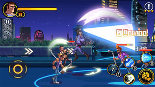 超级英雄街头争霸战