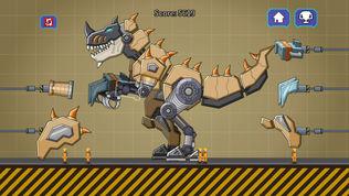 沙漠霸王龙机器恐龙部队软件截图0