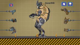 沙漠霸王龙机器恐龙部队软件截图2