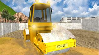 小山卡车挖掘机起重机:建筑模拟器软件截图2