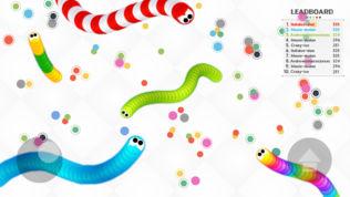 蛇蛇大作战