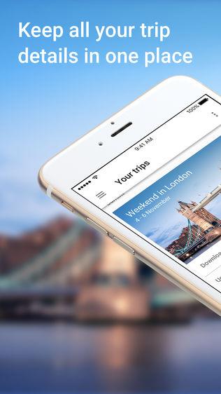Google Trips – Plan Your Trip软件截图0