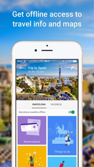 Google Trips – Plan Your Trip软件截图2