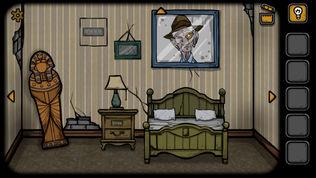 恐怖密室逃脱:被遗忘在房间的秘密软件截图0
