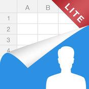 Excel通讯录