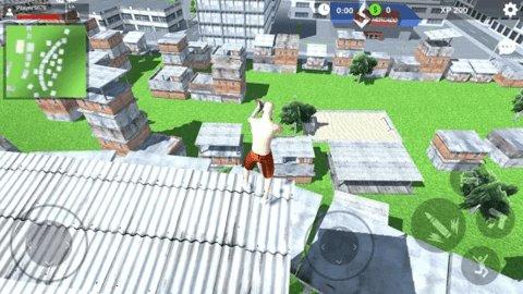 贫民窟战斗游戏