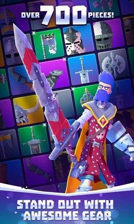 骑士爵位游戏