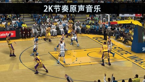 NBA2K19安卓版软件截图1