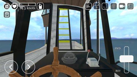 钓鱼模拟器游戏软件截图1